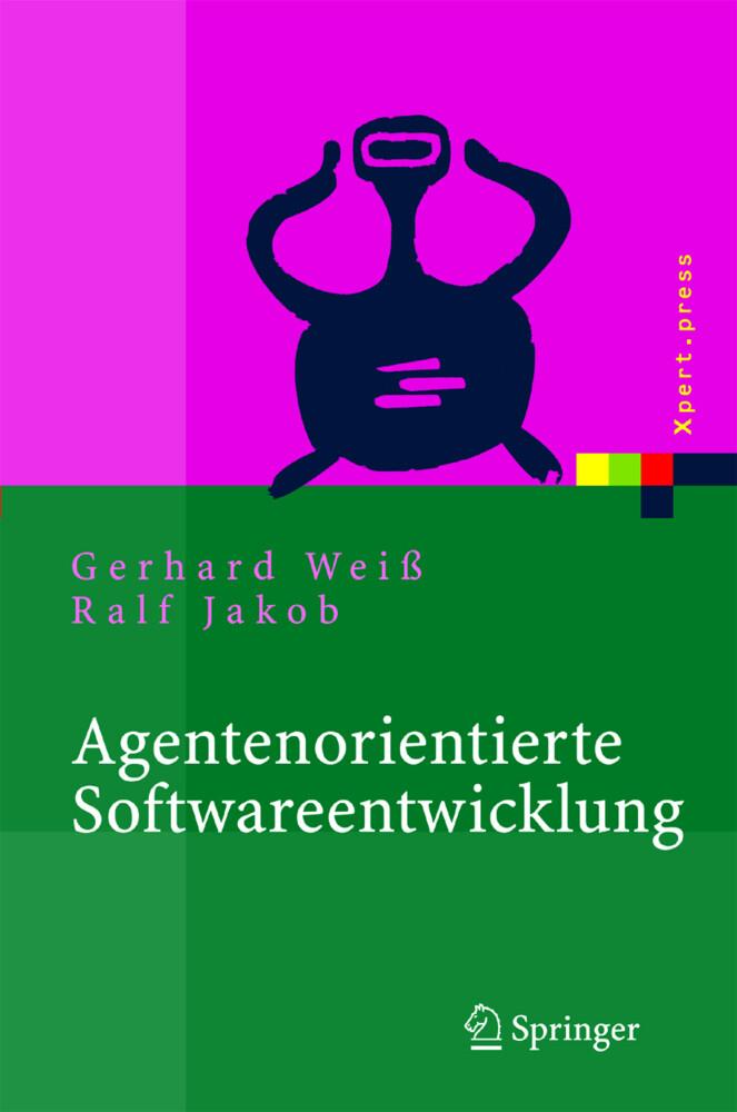 Agentenorientierte Softwareentwicklung als Buch