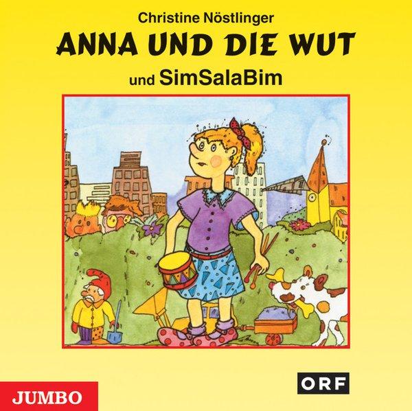 Anna und die Wut. CD als Hörbuch