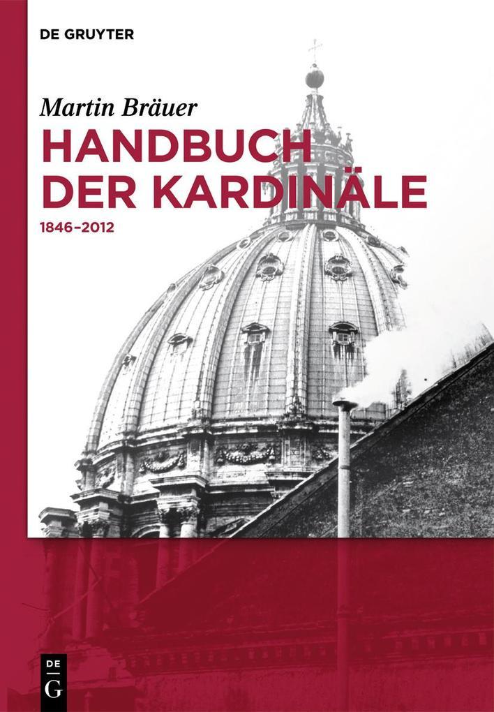 Handbuch der Kardinäle als eBook