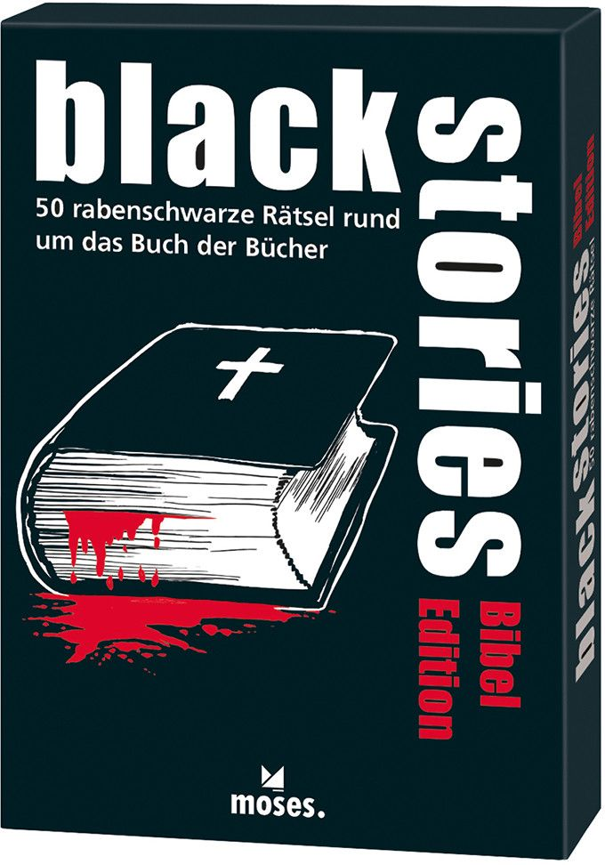 black stories - Bibel Edition als Buch von Joha...