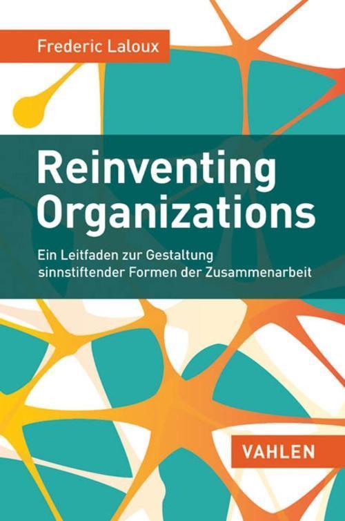 Reinventing Organizations als eBook