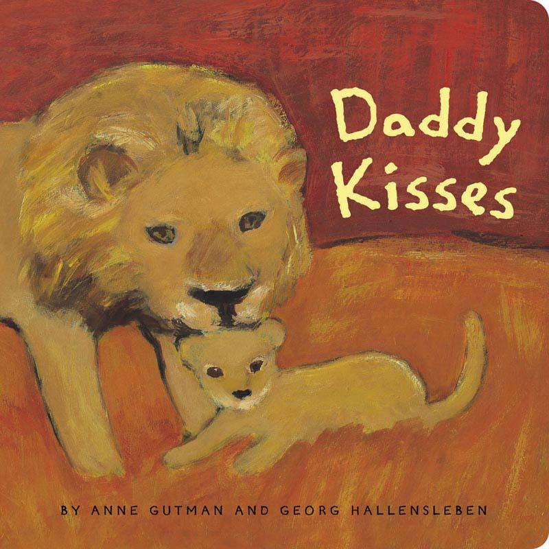Daddy Kisses als Buch
