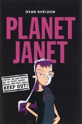 Planet Janet als Buch