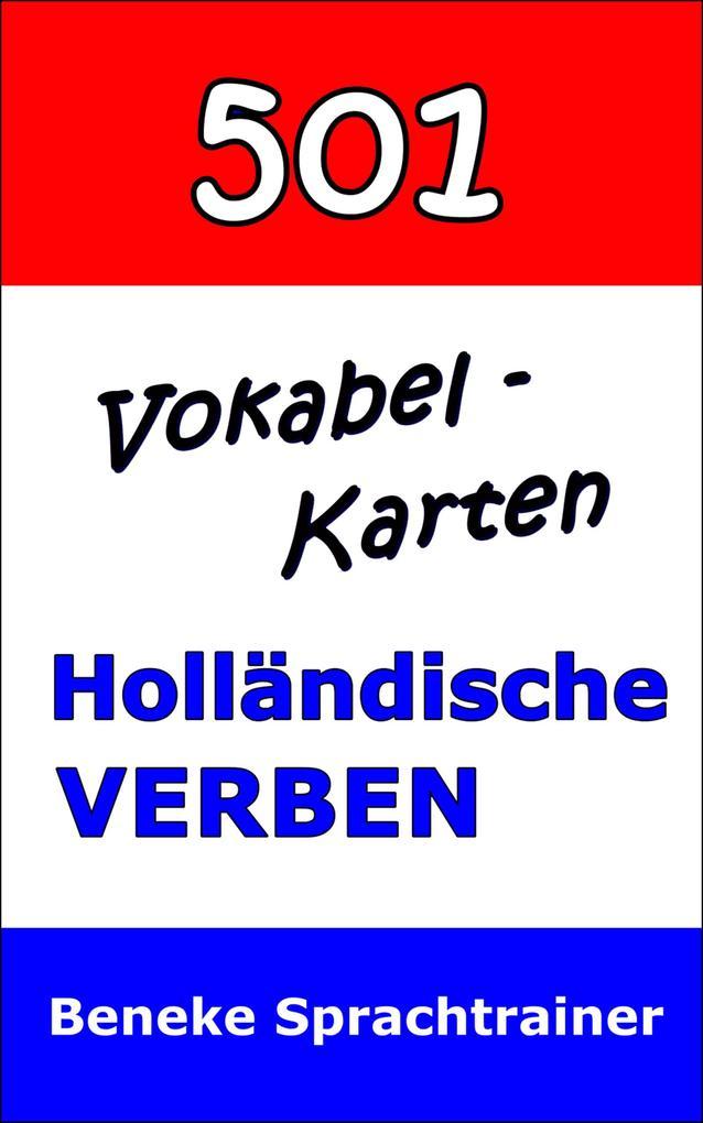 Vokabel-Trainer Holländische Verben als eBook D...