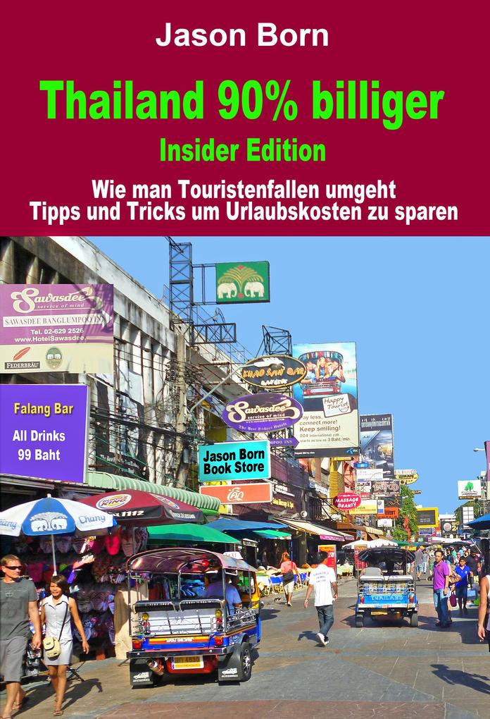 Thailand 90 % billiger als eBook Download von J...
