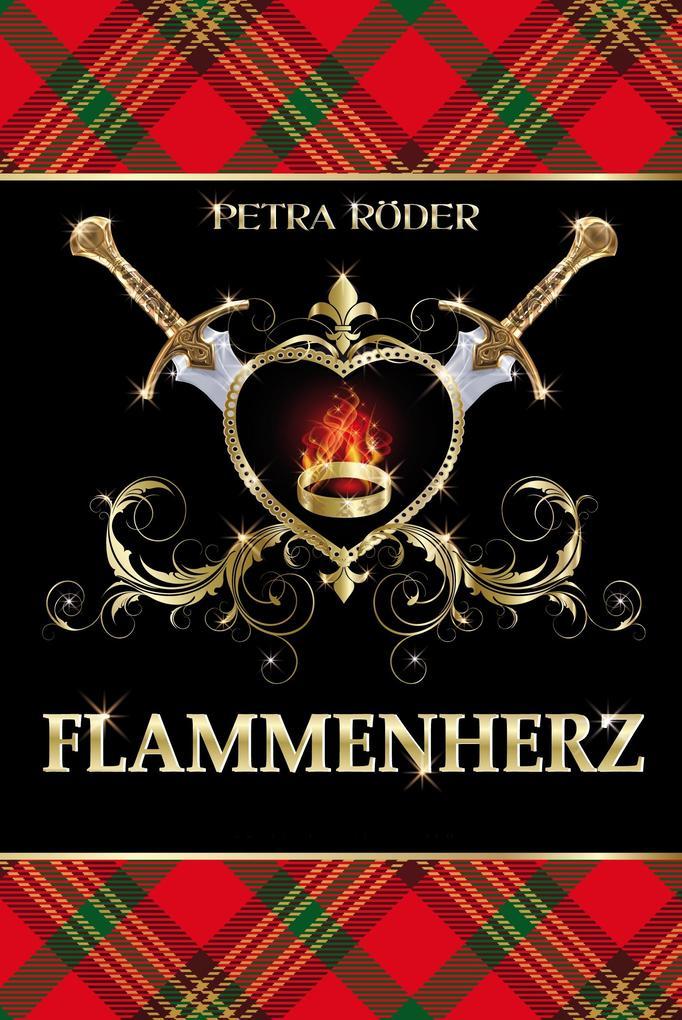 Flammenherz (Flammenherz-Saga - Band 1) - Zeitreise-Roman als eBook