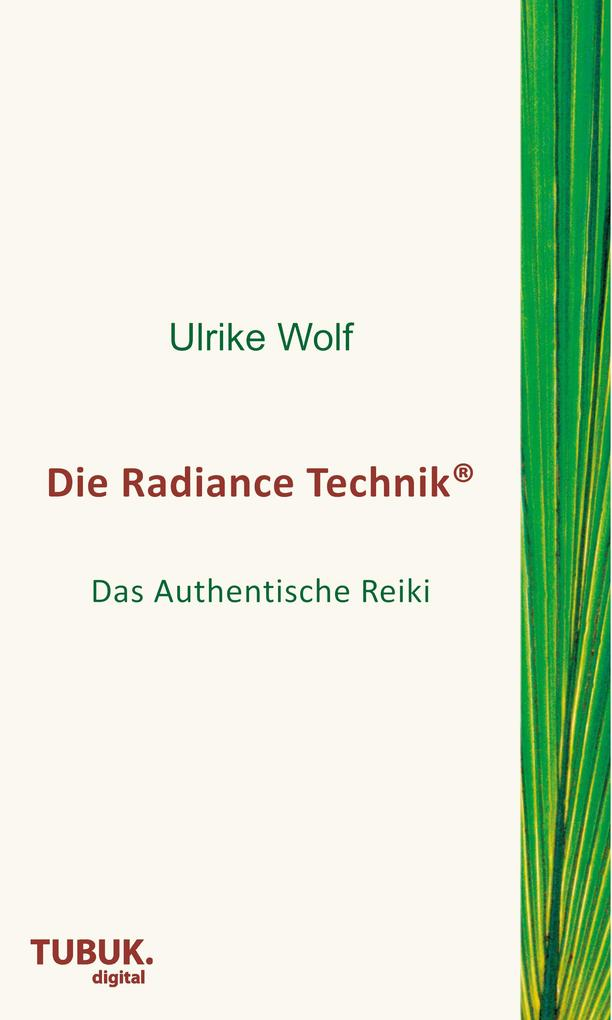 Die Radiance Technik als eBook