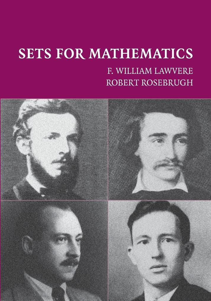 Sets for Mathematics als Buch