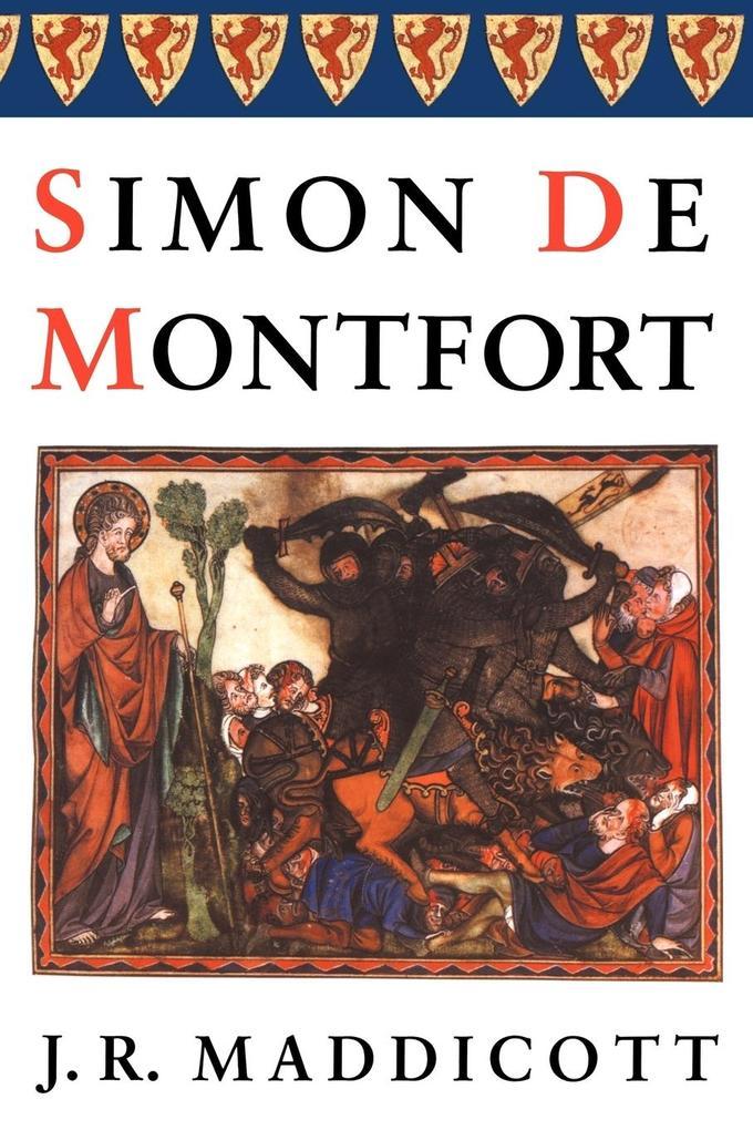 Simon de Montfort als Buch