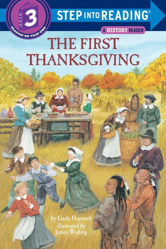 The First Thanksgiving als Taschenbuch