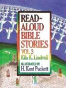 Read Aloud Bible Stories Volume 3 als Buch