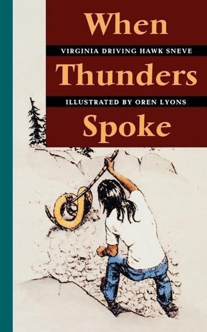 When Thunders Spoke als Taschenbuch