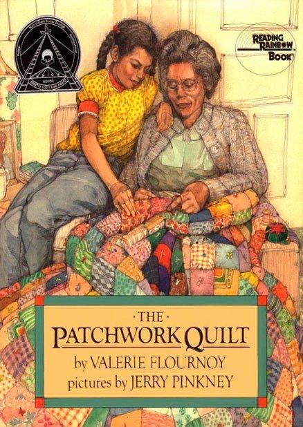 The Patchwork Quilt als Buch