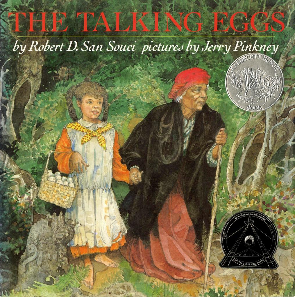 The Talking Eggs: A Folktale from the American South als Buch