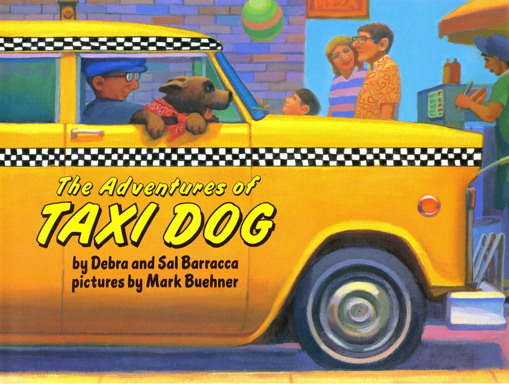 The Adventures of Taxi Dog als Buch