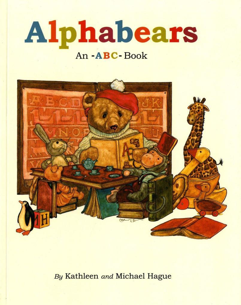 Alphabears: An ABC Book als Taschenbuch