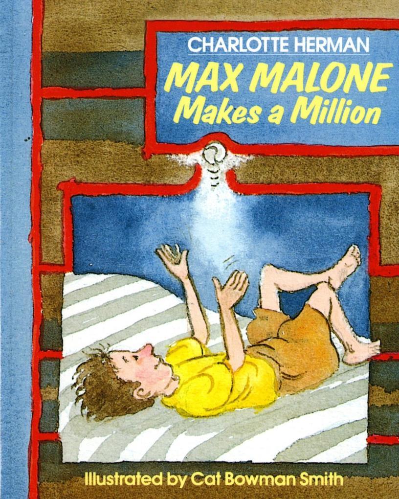 MAX MALONE MAKES A MILLION als Taschenbuch