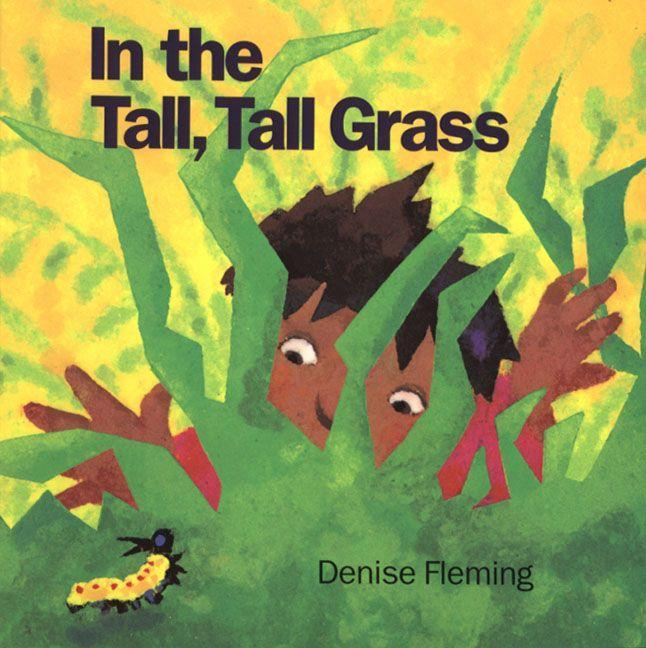 In the Tall, Tall Grass (Big Book) als Taschenbuch