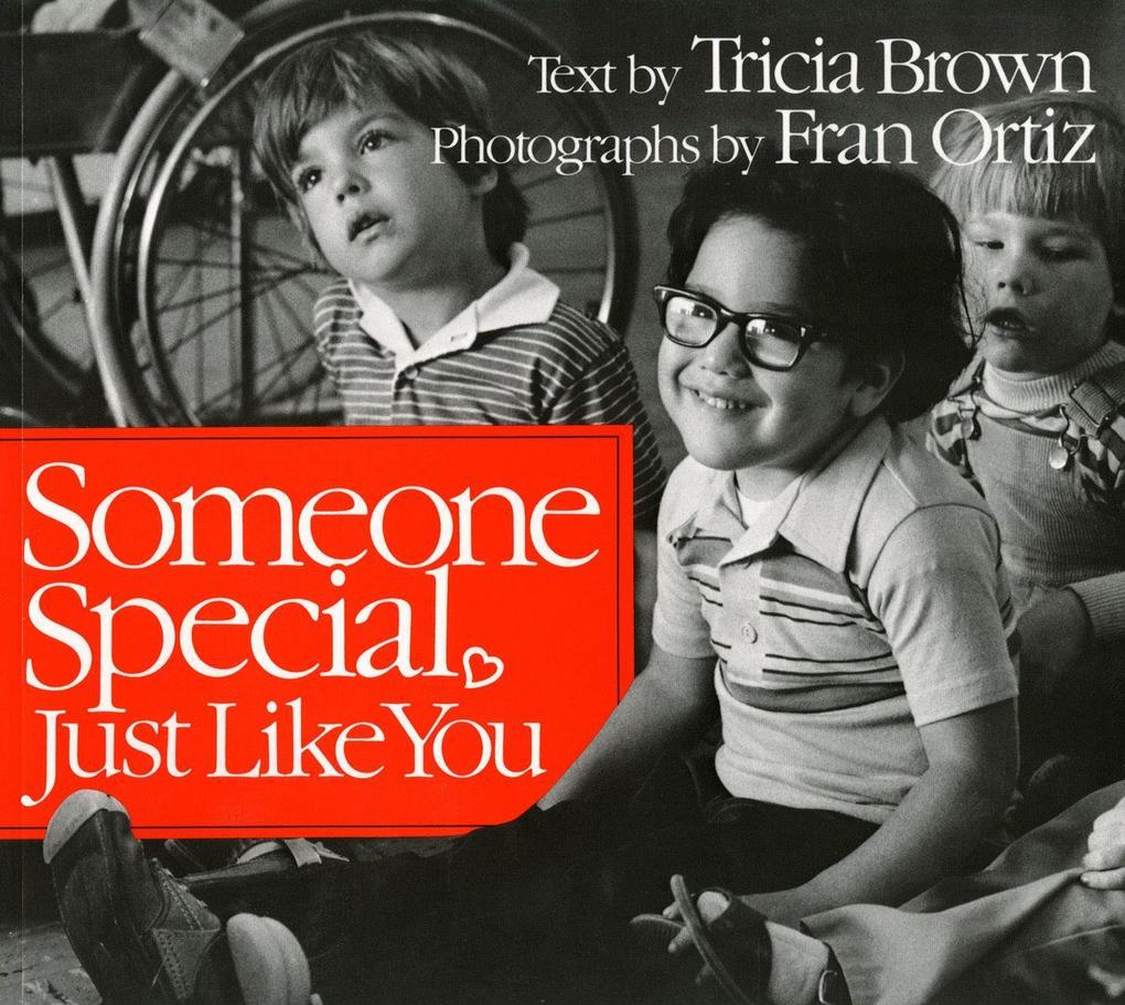 Someone Special, Just Like You als Taschenbuch