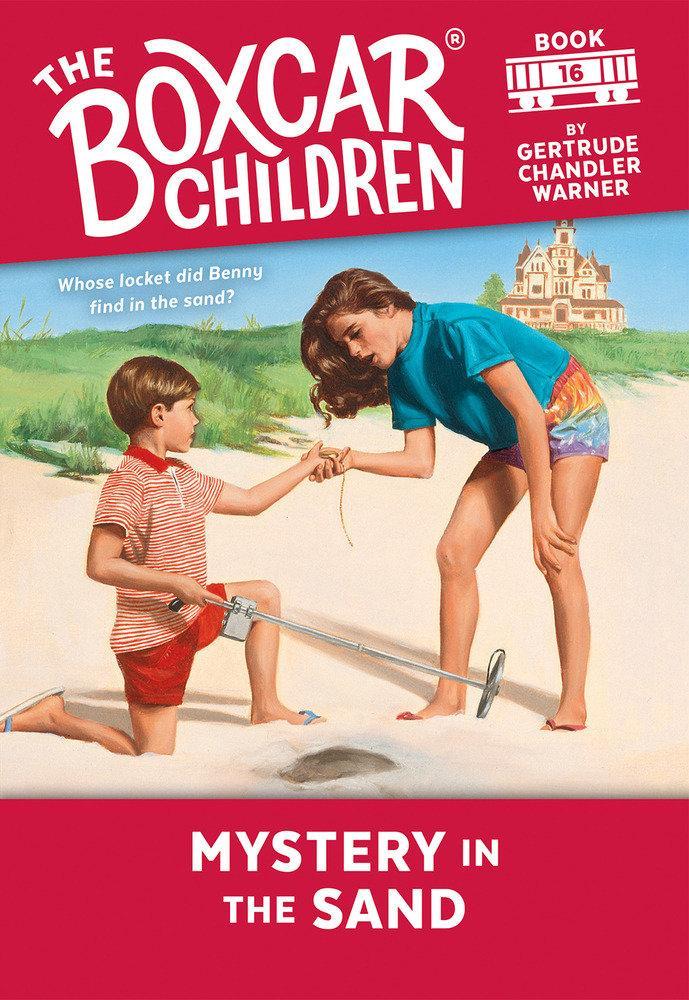 Mystery in the Sand als Taschenbuch