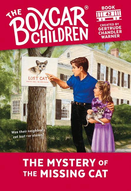 The Mystery of the Missing Cat als Taschenbuch