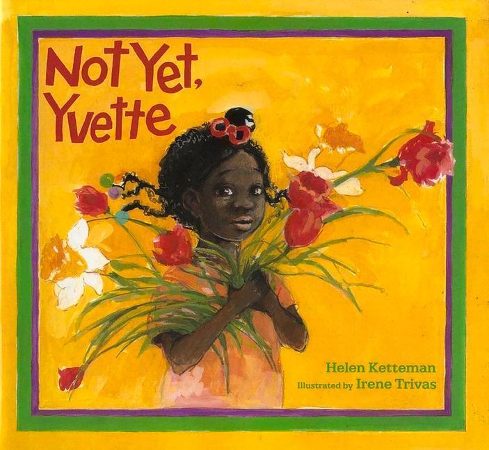 Not Yet, Yvette als Taschenbuch