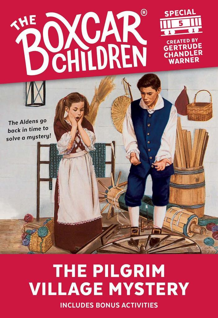 The Pilgrim Village Mystery als Taschenbuch