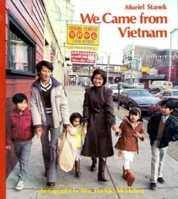 We Came from Vietnam als Buch