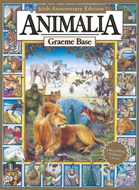 Animalia als Buch