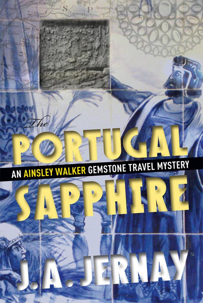 The Portugal Sapphire (An Ainsley Walker Gemsto...