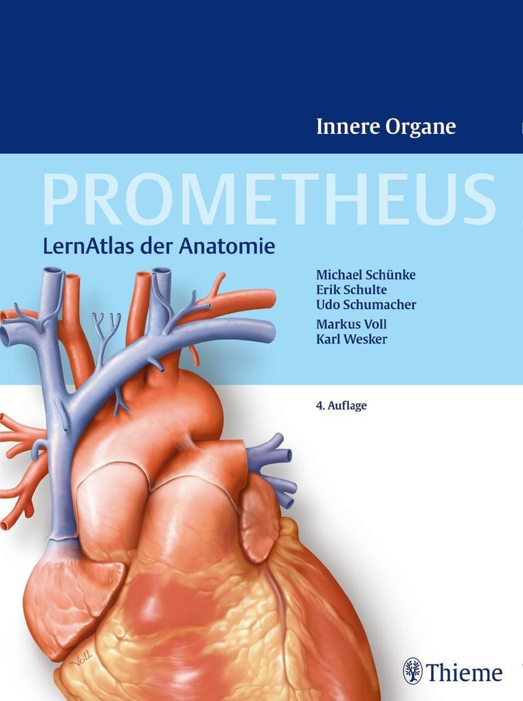 PROMETHEUS Innere Organe als Buch