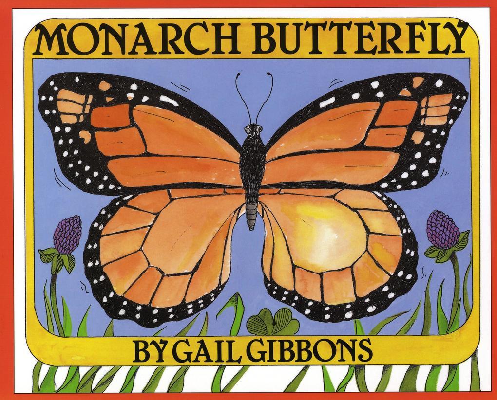Monarch Butterfly als Buch