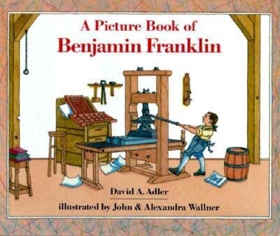 A Picture Book of Benjamin Franklin als Buch