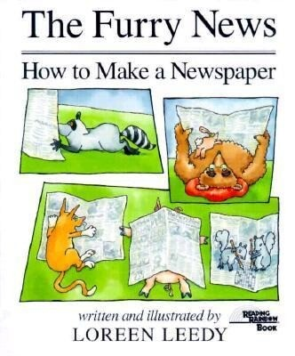 The Furry News: How to Make a Newspaper als Buch