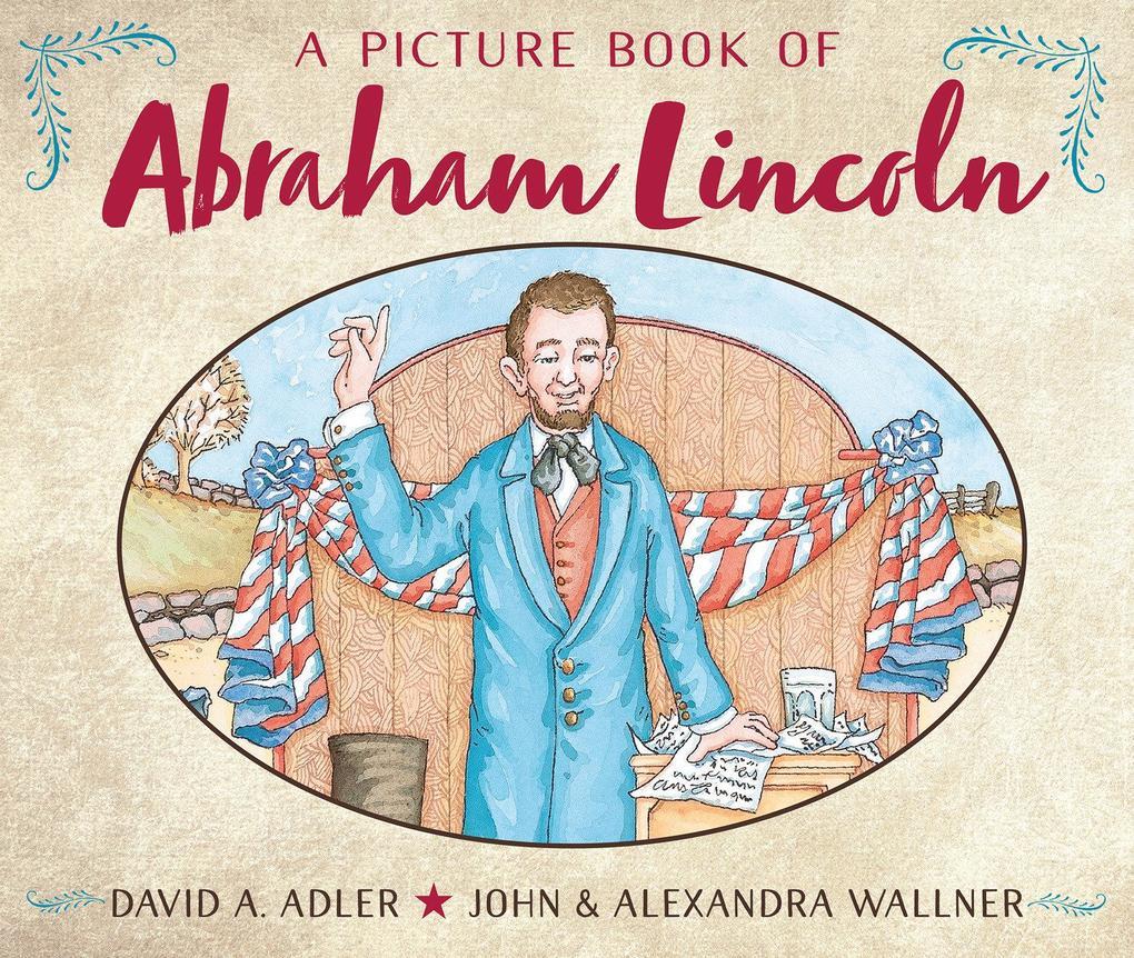 A Picture Book of Abraham Lincoln als Taschenbuch