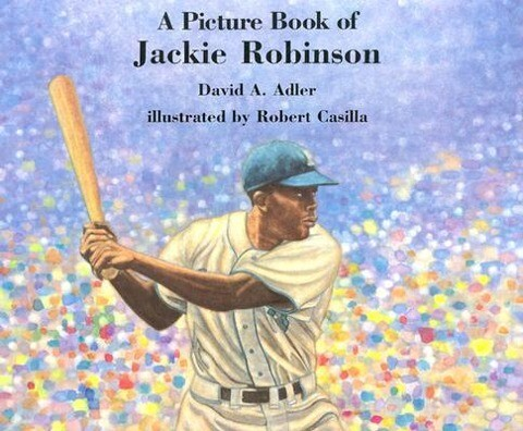 A Picture Book of Jackie Robinson als Buch