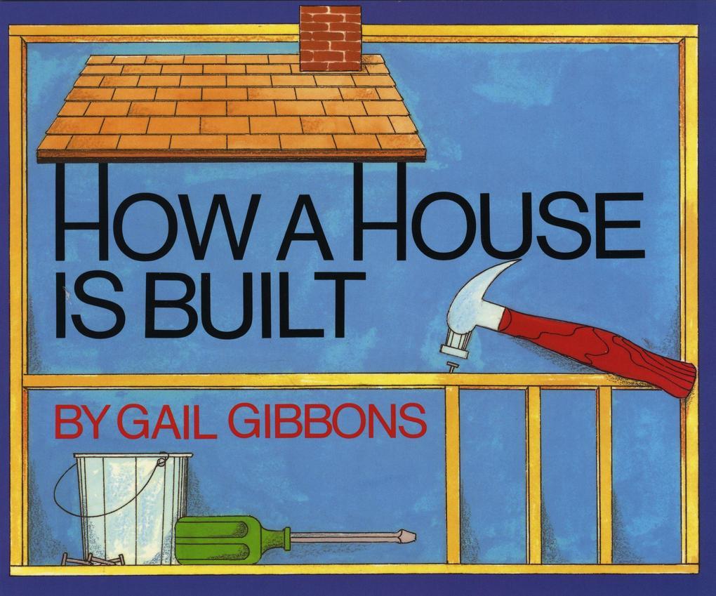 How a House Is Built als Taschenbuch
