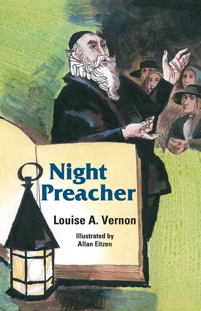Night Preacher als Taschenbuch
