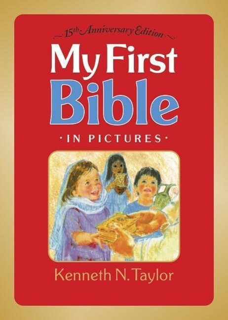 My First Bible in Pictures, Without Handle als Buch