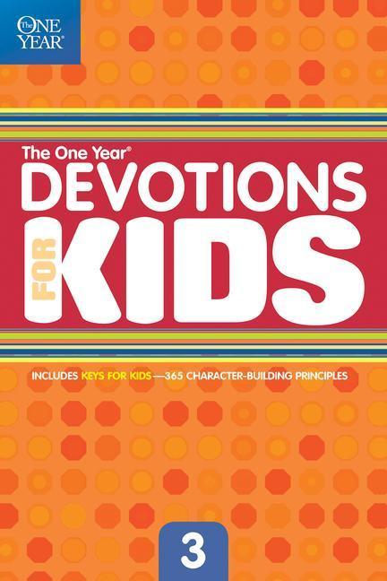 The One Year Devotions for Kids #3 als Taschenbuch
