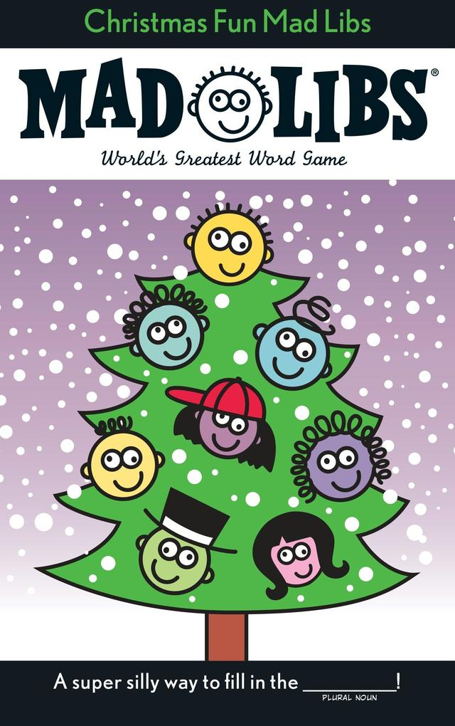 Christmas Fun Mad Libs: Stocking Stuffer Mad Libs als Taschenbuch