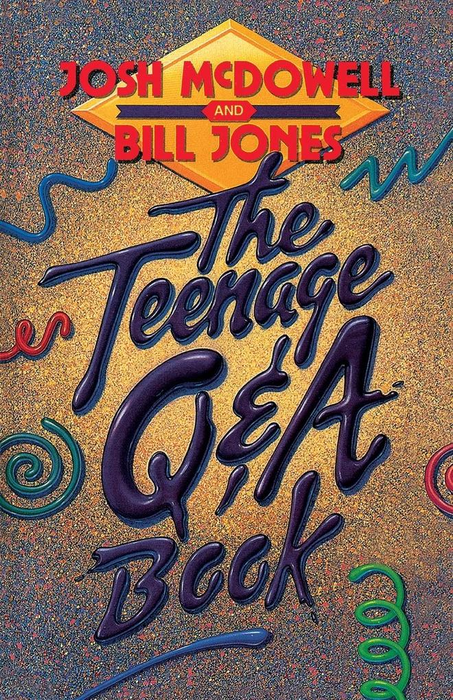 The Teenage Qand a Book als Taschenbuch