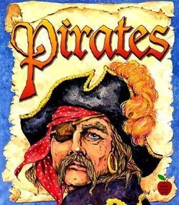 Pirates als Taschenbuch
