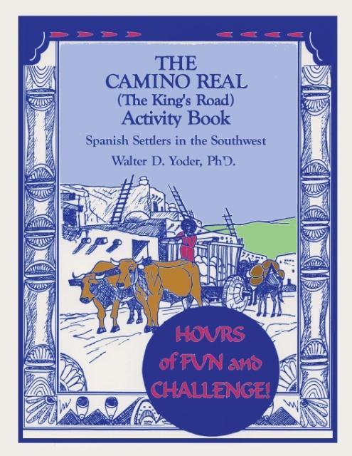 The Camino Real Activity Book als Taschenbuch