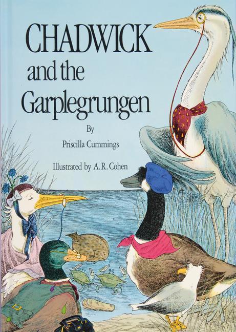 Chadwick and the Garplegrungen als Buch