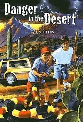 Danger in the Desert als Taschenbuch