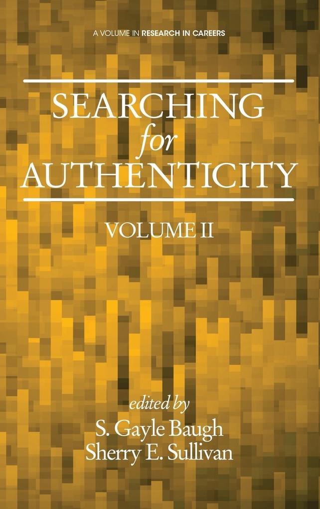 Searching for Authenticity (HC) als Buch von