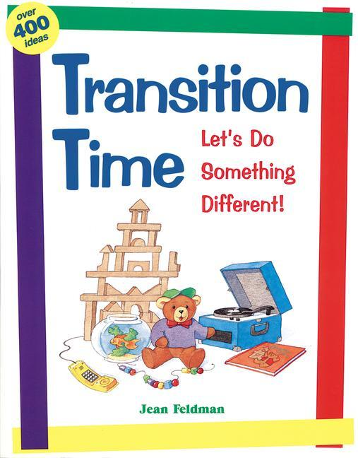 Transition Time: Let's Do Something Different als Taschenbuch