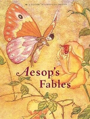 Aesop's Fables: A Classic Illustrated Edition als Buch