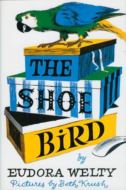 The Shoe Bird als Buch